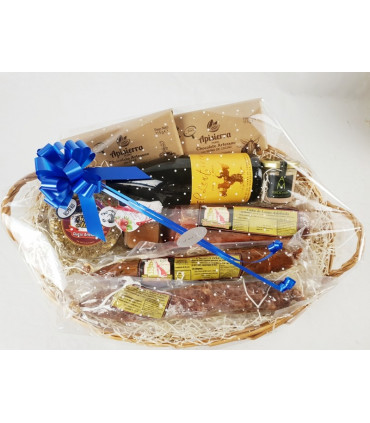 Lote Paleta, Aceite Oliva, Paté y Longaniza