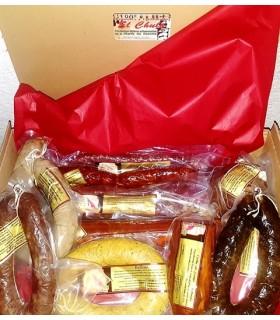 Caja San Valentin Chocolate y Cosmética Natural Facial