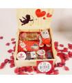Caja San Valentín: Sólo Chocolate
