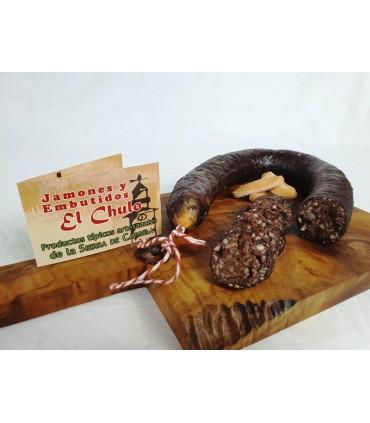 Ibérico 5: Jamón Ibérico de cebo, embutidos y queso