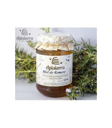 Miel monofloral o mil flores 1/2kg